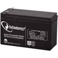 Аккумулятор 12В 7Ач Gembird