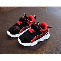 Кросівки дитячі Will з червоними вставками