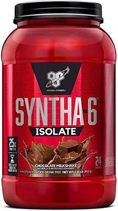 Протеин BSN Syntha-6 Isolate 912 г, фото 2