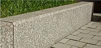 Бордюр садовый серый 10*8