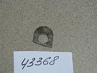 Пластина противовеса коленвала Д-240-260 (стопорная); 240-1005024