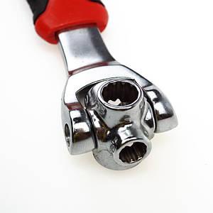 Универсальный ключ Universal Tiger Wrench 48 в 1