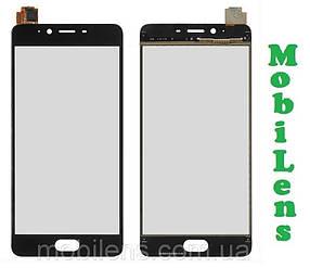 Meizu E2, (M2e) Тачскрин (сенсор) черный