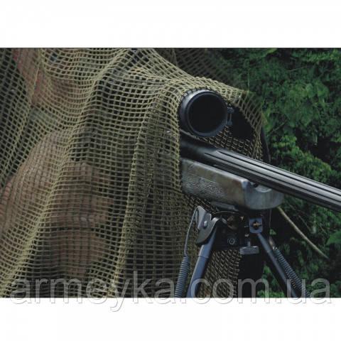 Маскировочный шарф-сетка 190*90 cm. в расцветке olive. MFH, Германия.