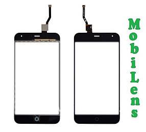 Meizu M1, M1 mini Тачскрин (сенсор) черный