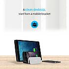 Подставка для телефонов/планшетов Orico DK205. Держатель для смартфонов универсальный, фото 4