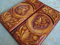 Сувенирные нарды ручной работы, фото 1