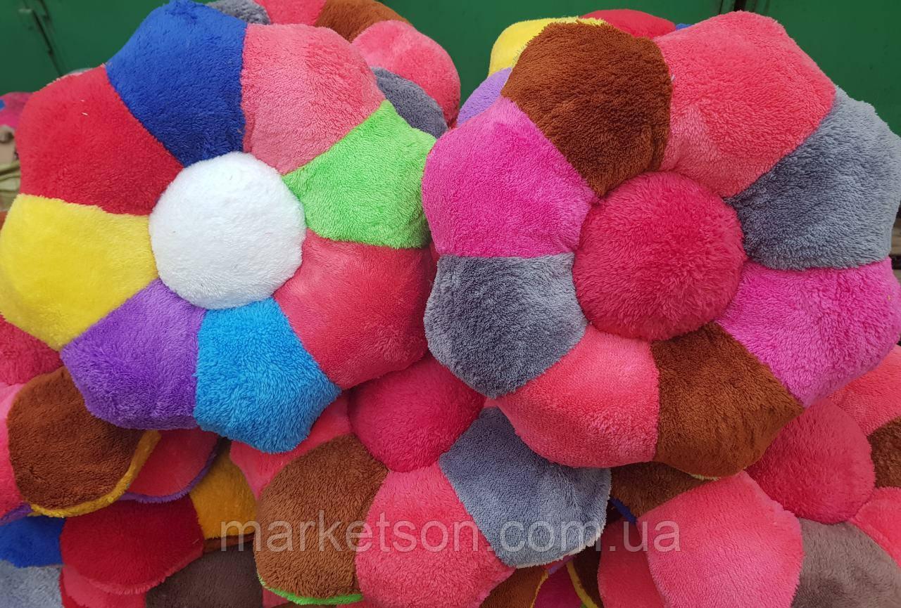 Оригинальный подарок! Декоративная подушка цветок