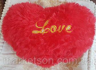 Оригинальный подарок! Декоративная подушка сердце, фото 2