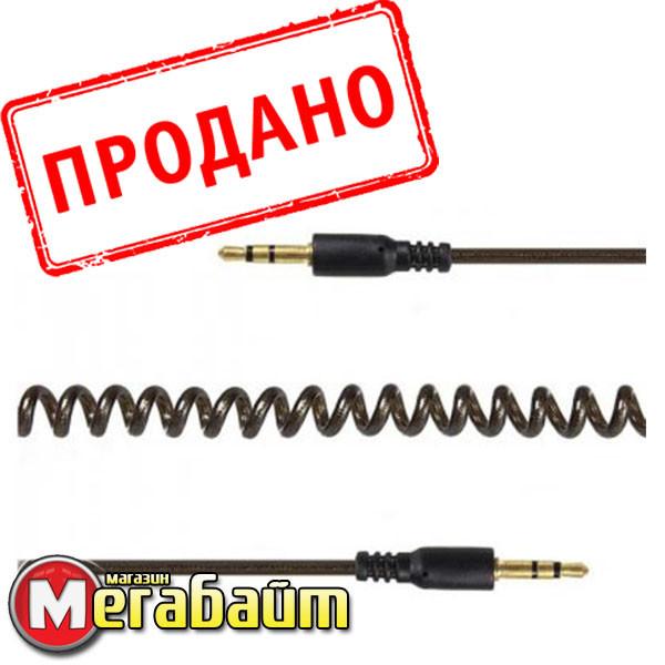 Аудио-кабель Cablexpert (CCA-405-6), 3.5мм - 3.5мм, 1.8 м, черный