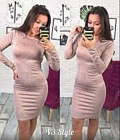 Платье ангоровый, фото 1