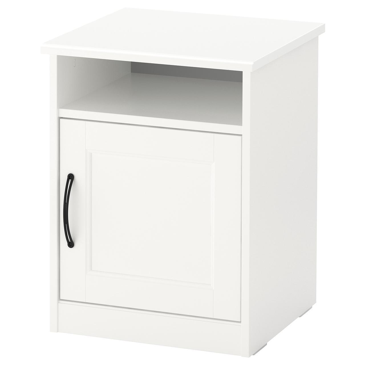 IKEA SONGESAND (303.674.41) Прикроватная тумбочка, белый