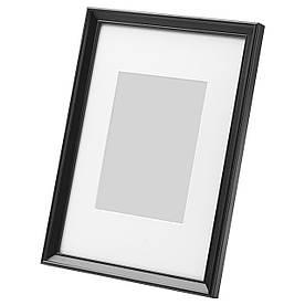 IKEA KNOPPANG (503.871.22) Рамка чорний