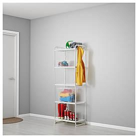 IKEA MULIG (002.410.47) Шкаф, белый