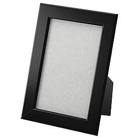 IKEA FISKBO (003.003.53) Рамка чорний