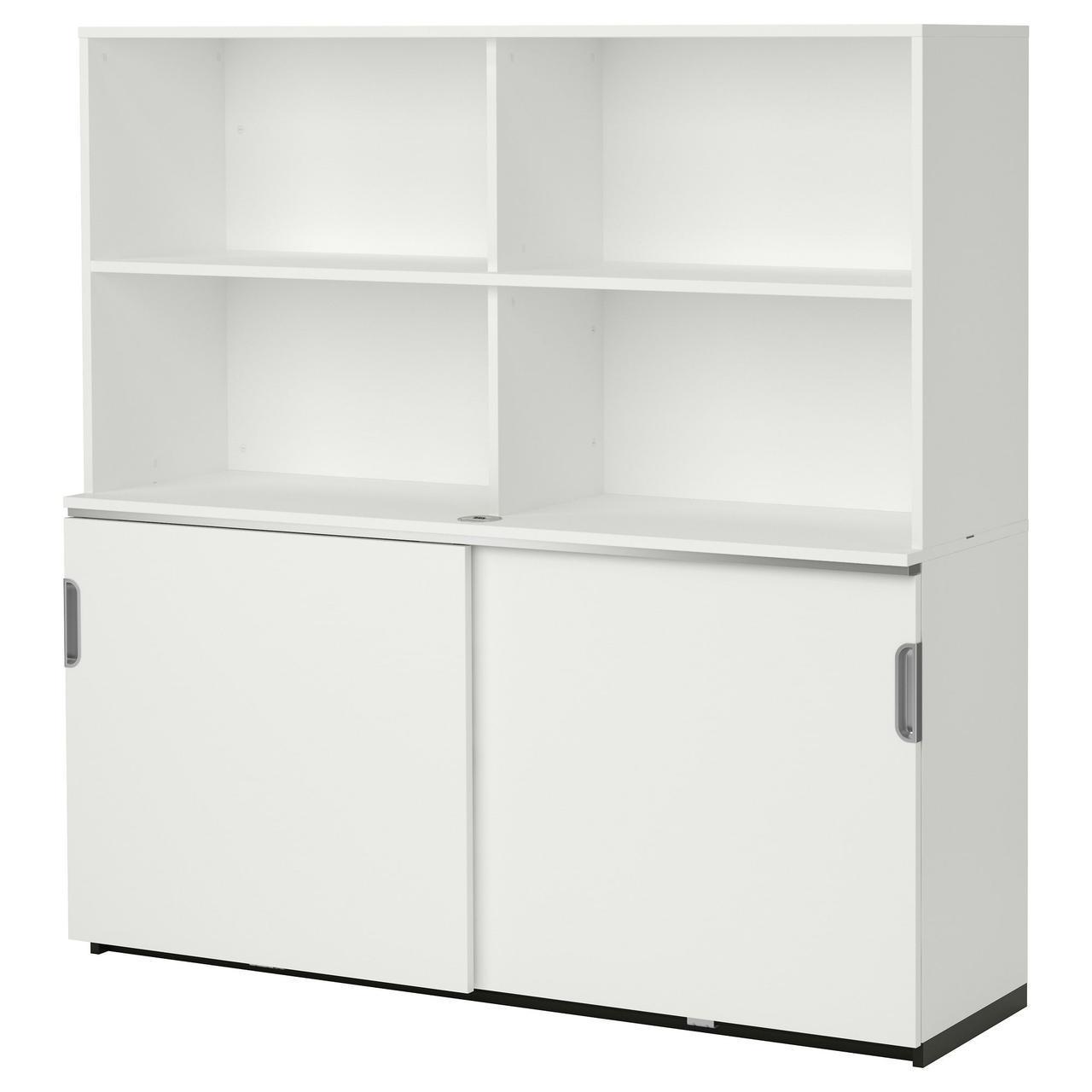 IKEA GALANT (291.845.36) Шкаф для документов, серая