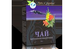 Чай Вітамінно-імунний 70г.розсип Вертекс