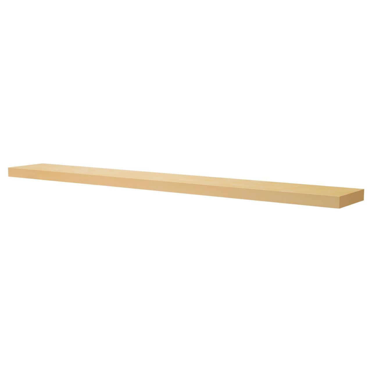 IKEA LACK (601.037.50) Настенная полка, белая