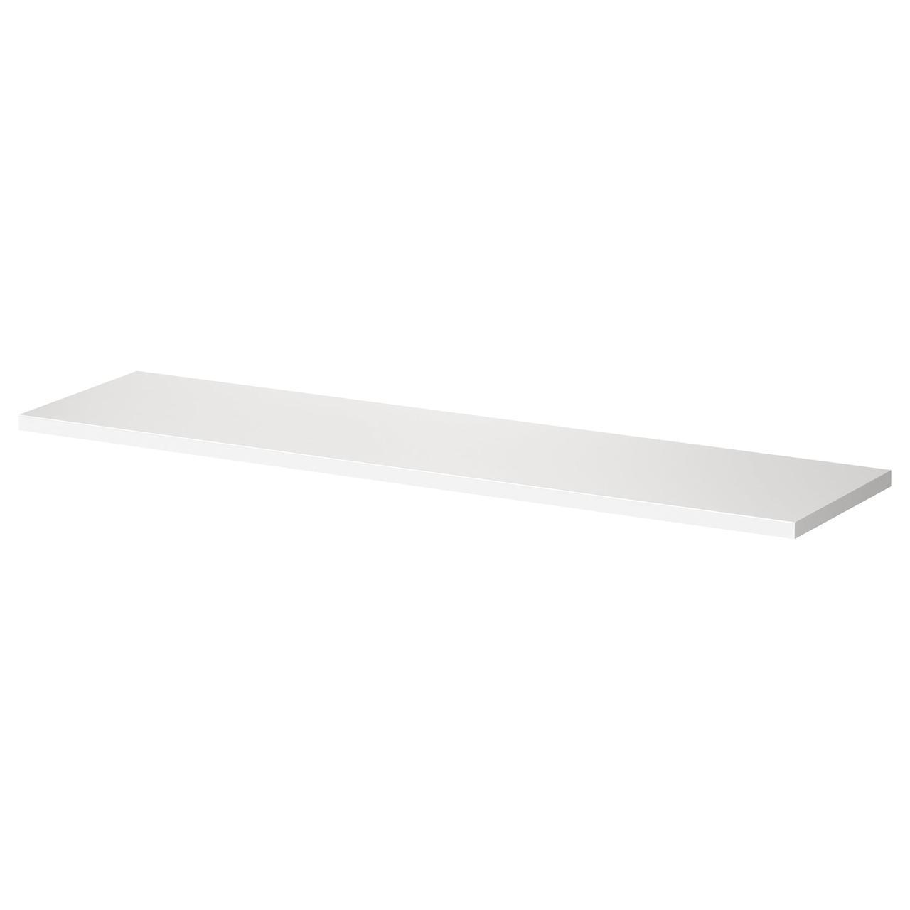 IKEA EKBY TONY (301.395.95) Полка, Полка белый