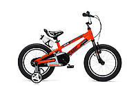 """Велосипед детский RoyalBaby H2 14"""", оранжевого цвета"""
