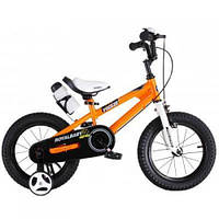 """Велосипед детский RoyalBaby H2 16"""", оранжевого цвета"""