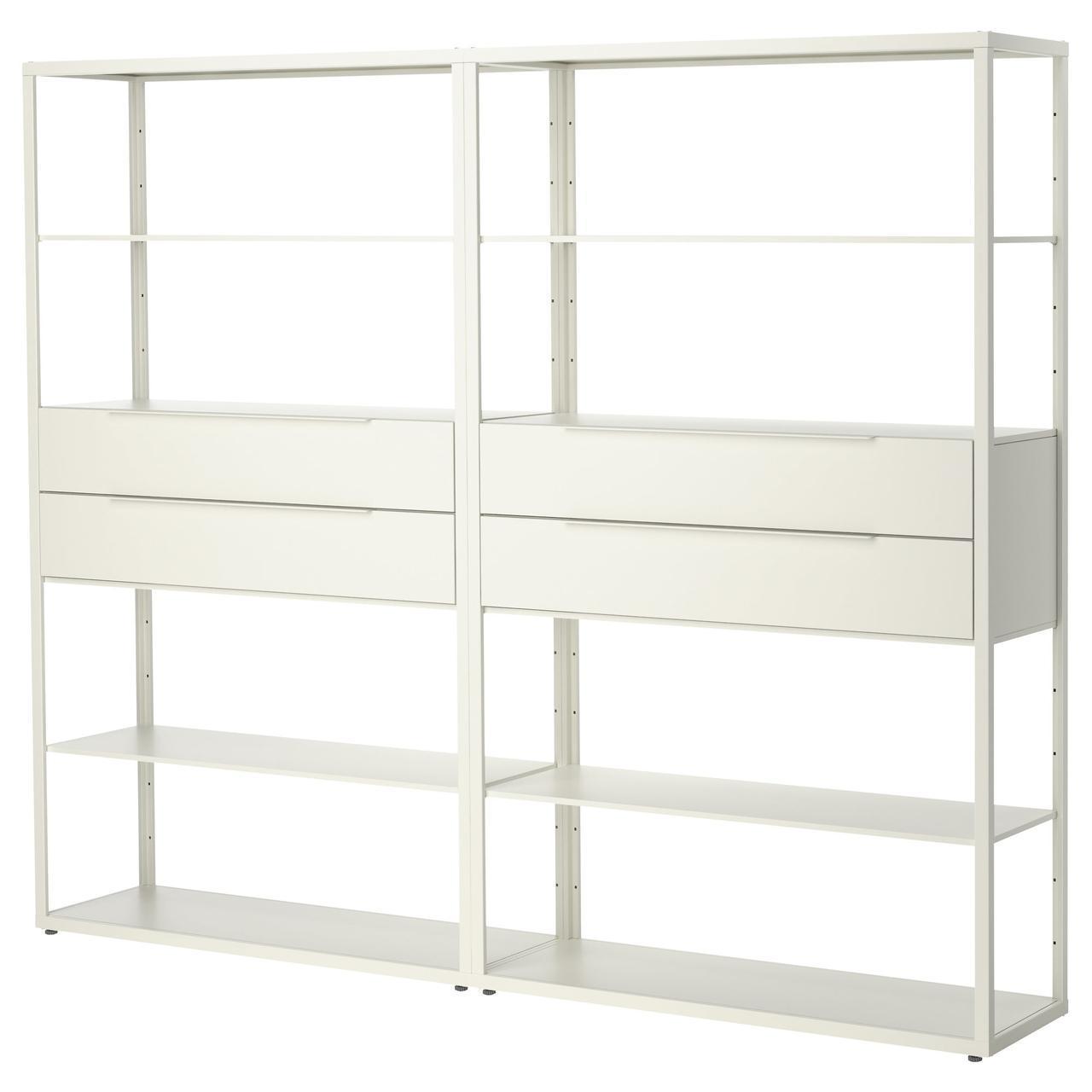 IKEA FJALKINGE (399.325.38) Шкаф с ящиками