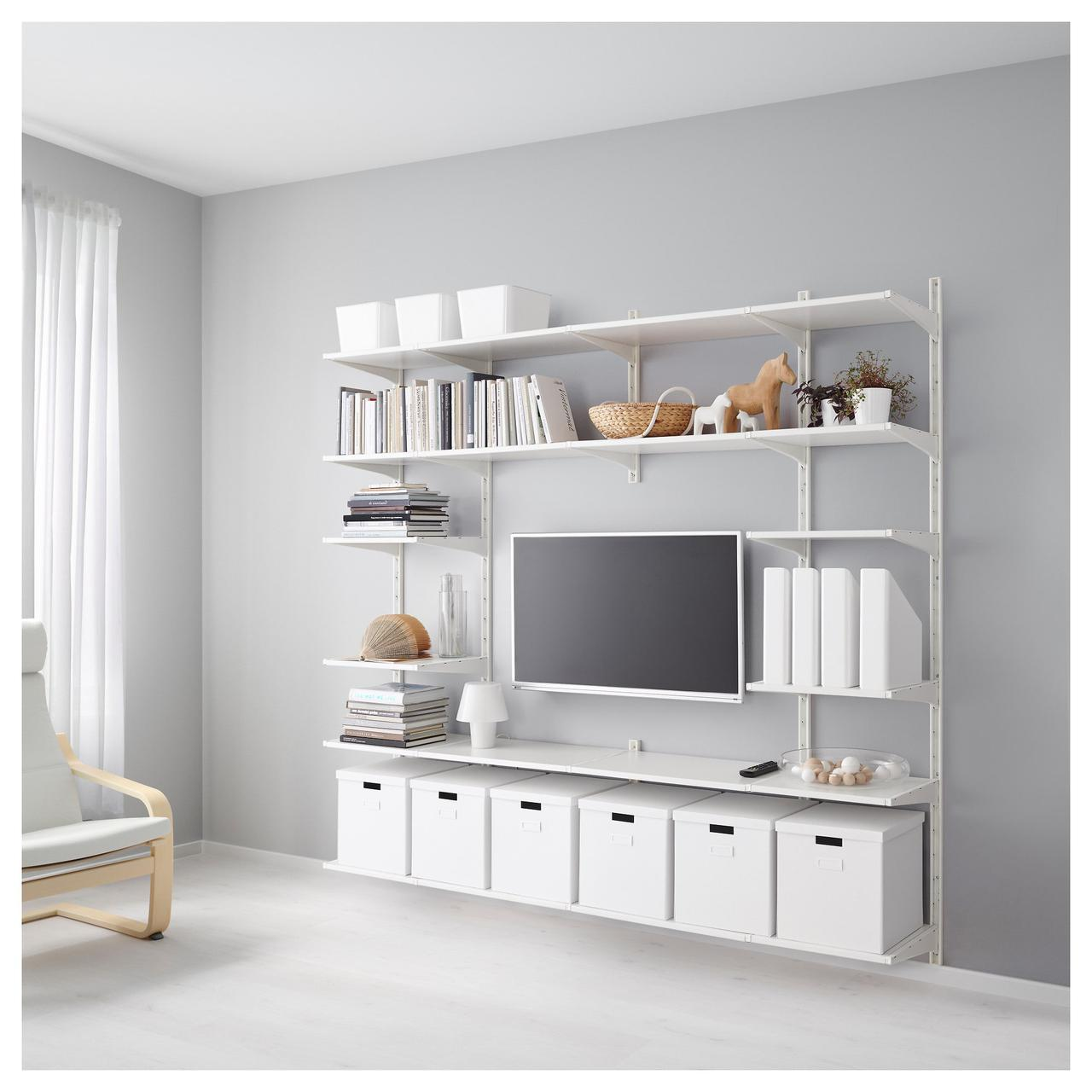IKEA ALGOT (690.946.85) Стелаж