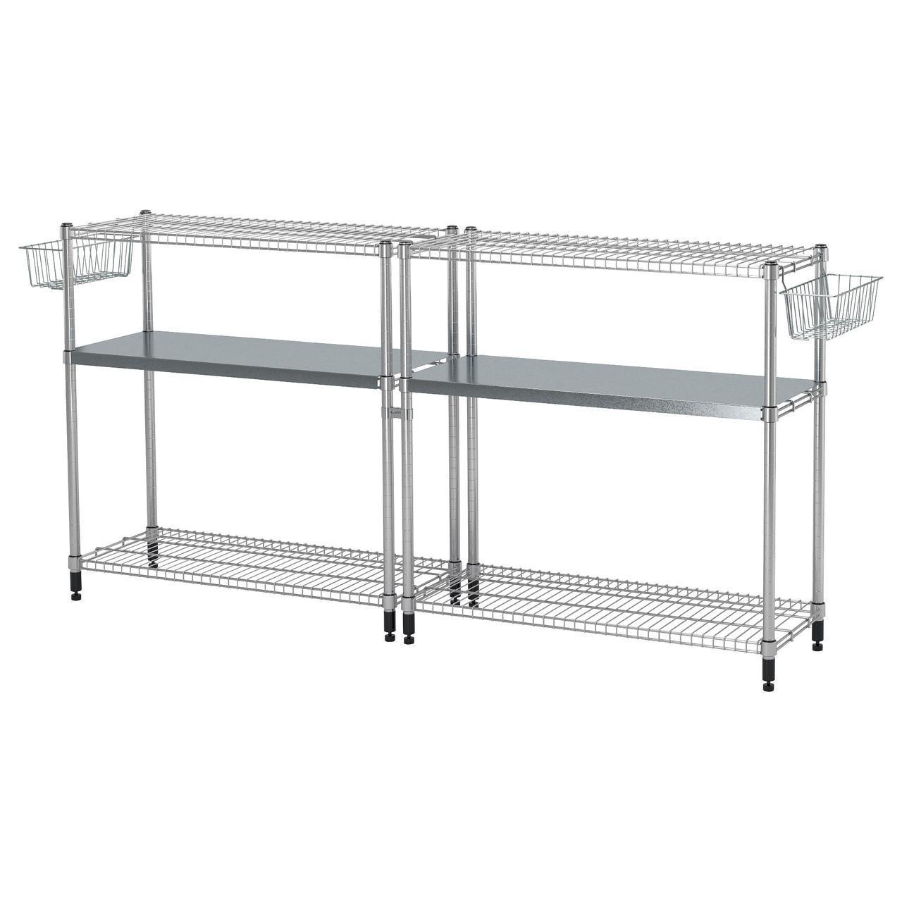 IKEA OMAR (091.875.45) Стелаж