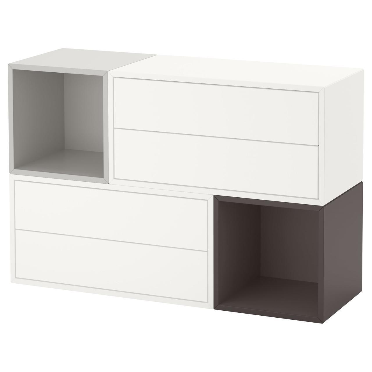 IKEA EKET (191.910.47) Комбинация настенных шкафов