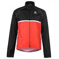 Куртка Odlo Lightweight Cycling Red/Black - Оригинал