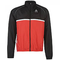 Куртка Odlo Cycling Black/Red - Оригинал