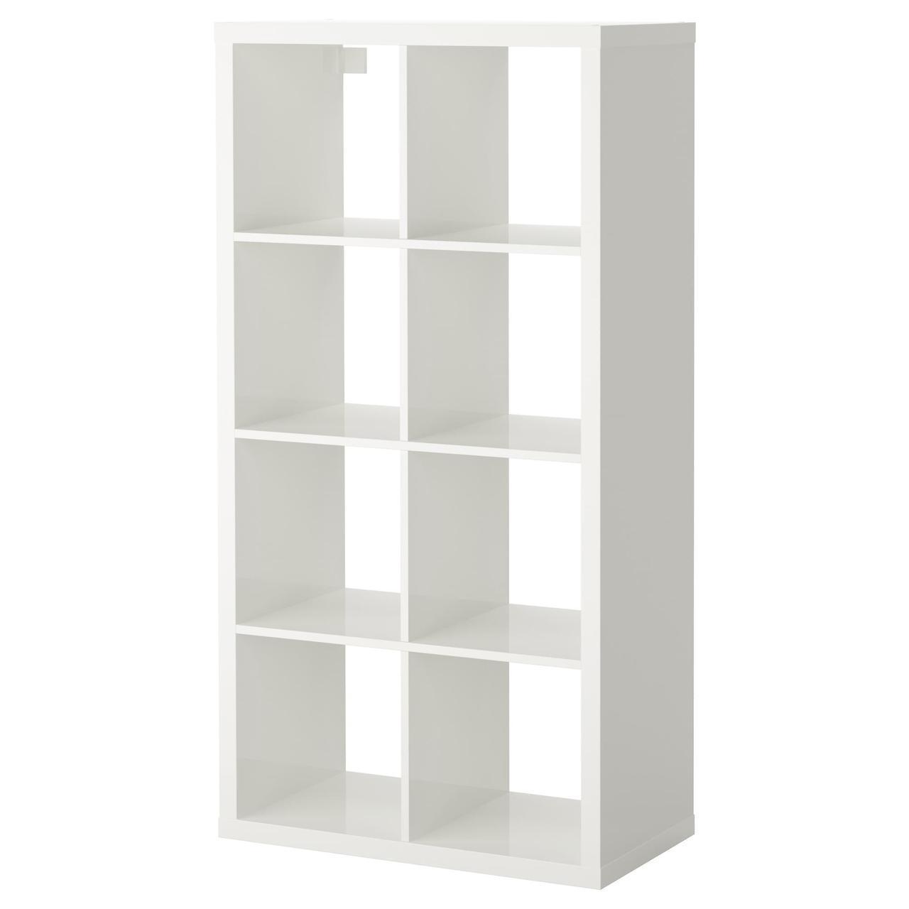 IKEA KALLAX (103.057.41) Шкаф, белый