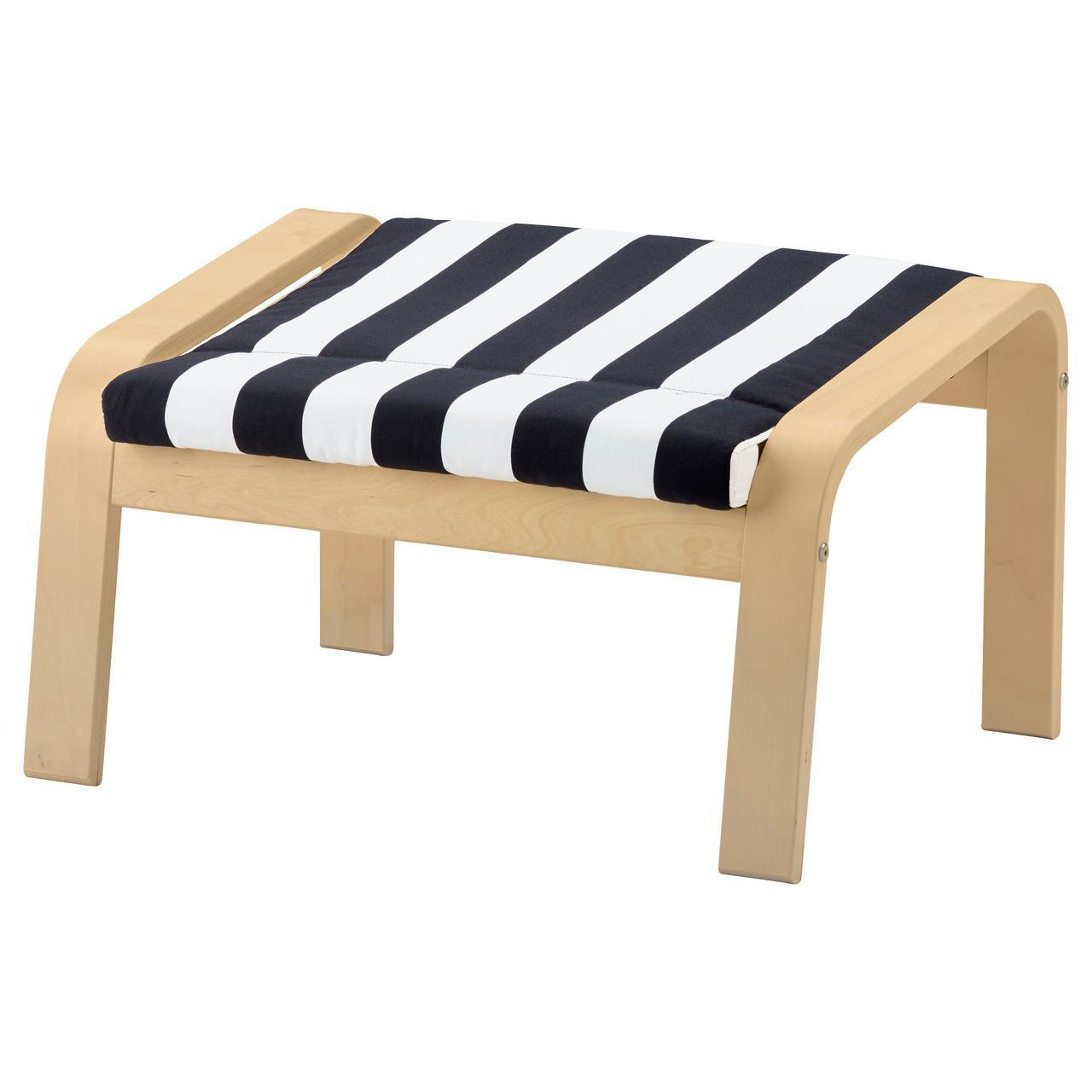 IKEA POANG (391.813.30) Подставка для ног