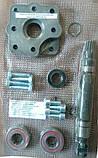 Комплект для установки насоса дозатора на ГУР МТЗ-80, фото 2