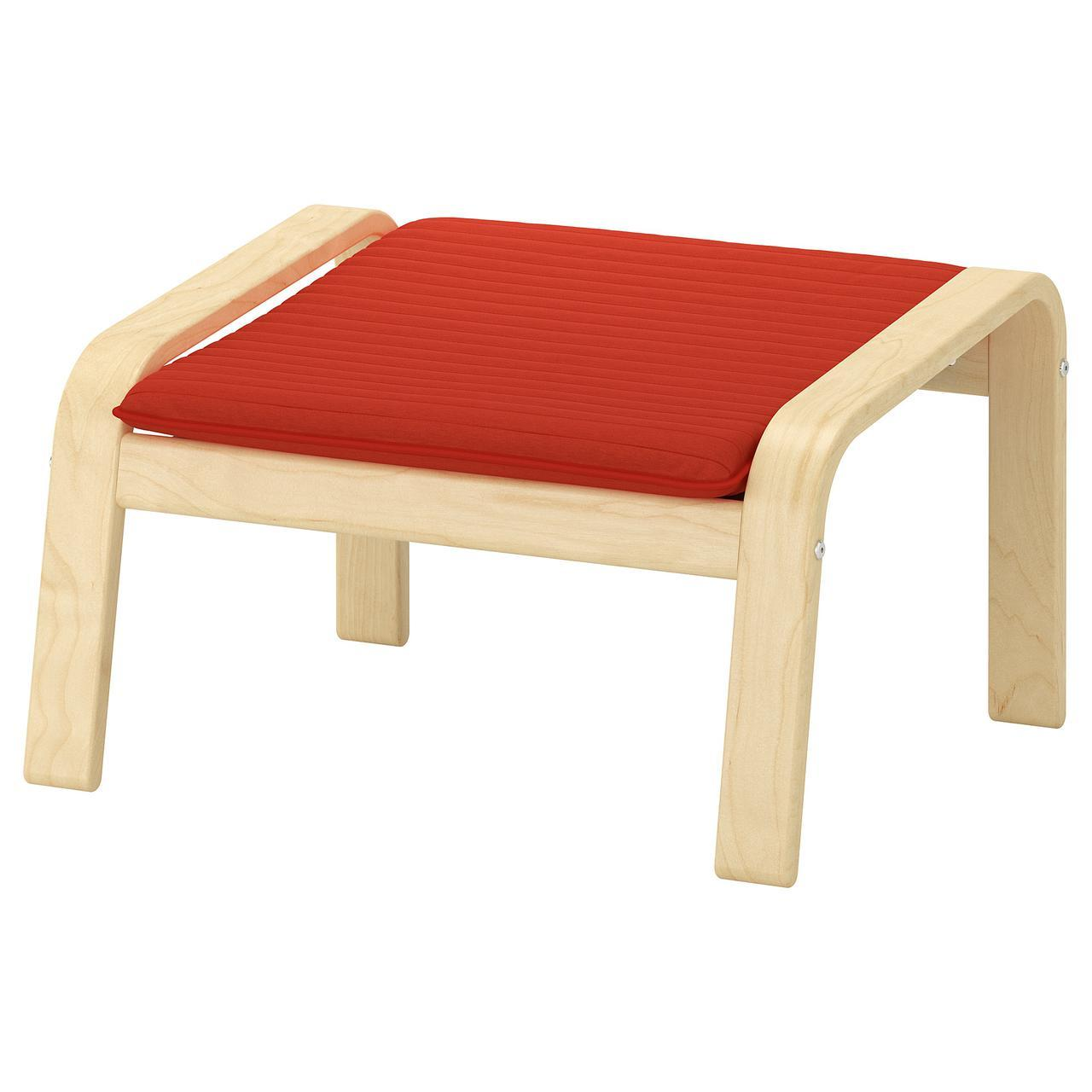 IKEA POANG (792.446.65) Подставка для ног