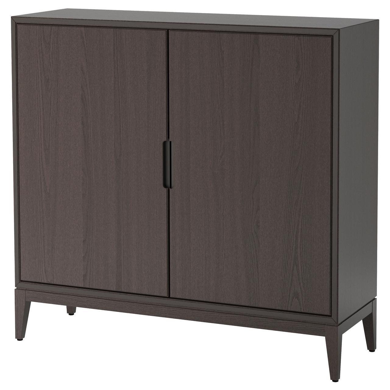 IKEA REGISSOR (603.420.72) Шкаф, коричневый