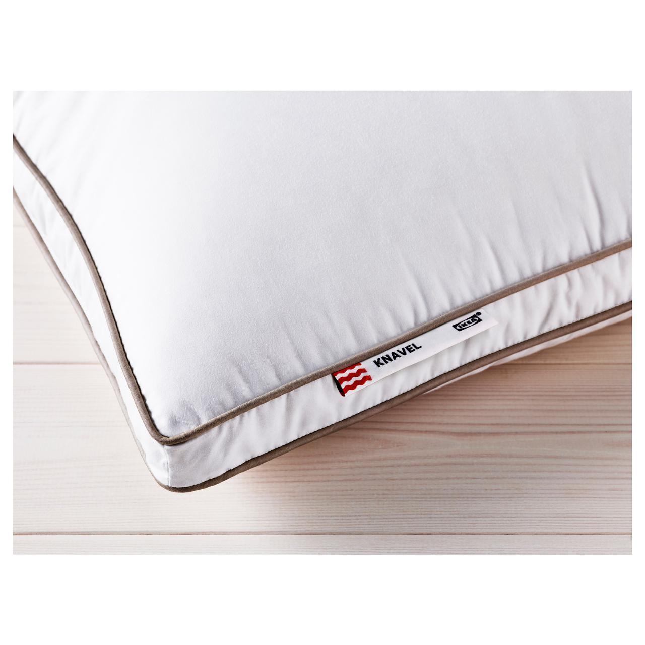 IKEA KNAVEL (802.695.27) Подушка, низкая