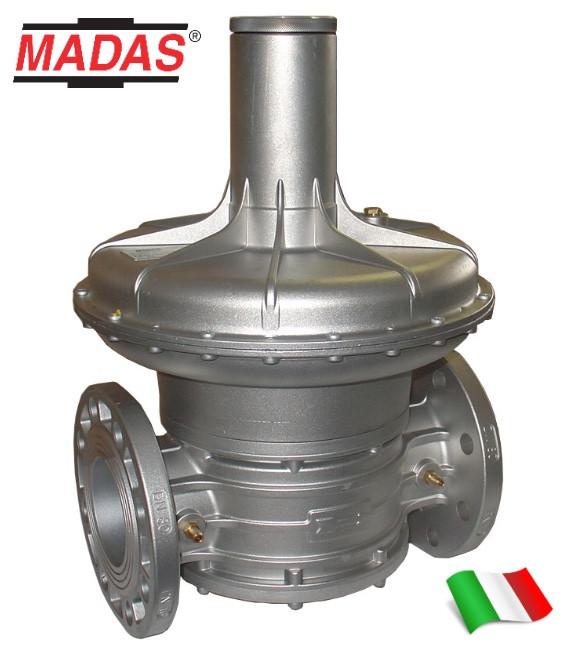 Регулятор давления газа RG/2MC, FRG/2MC (MADAS), DN100