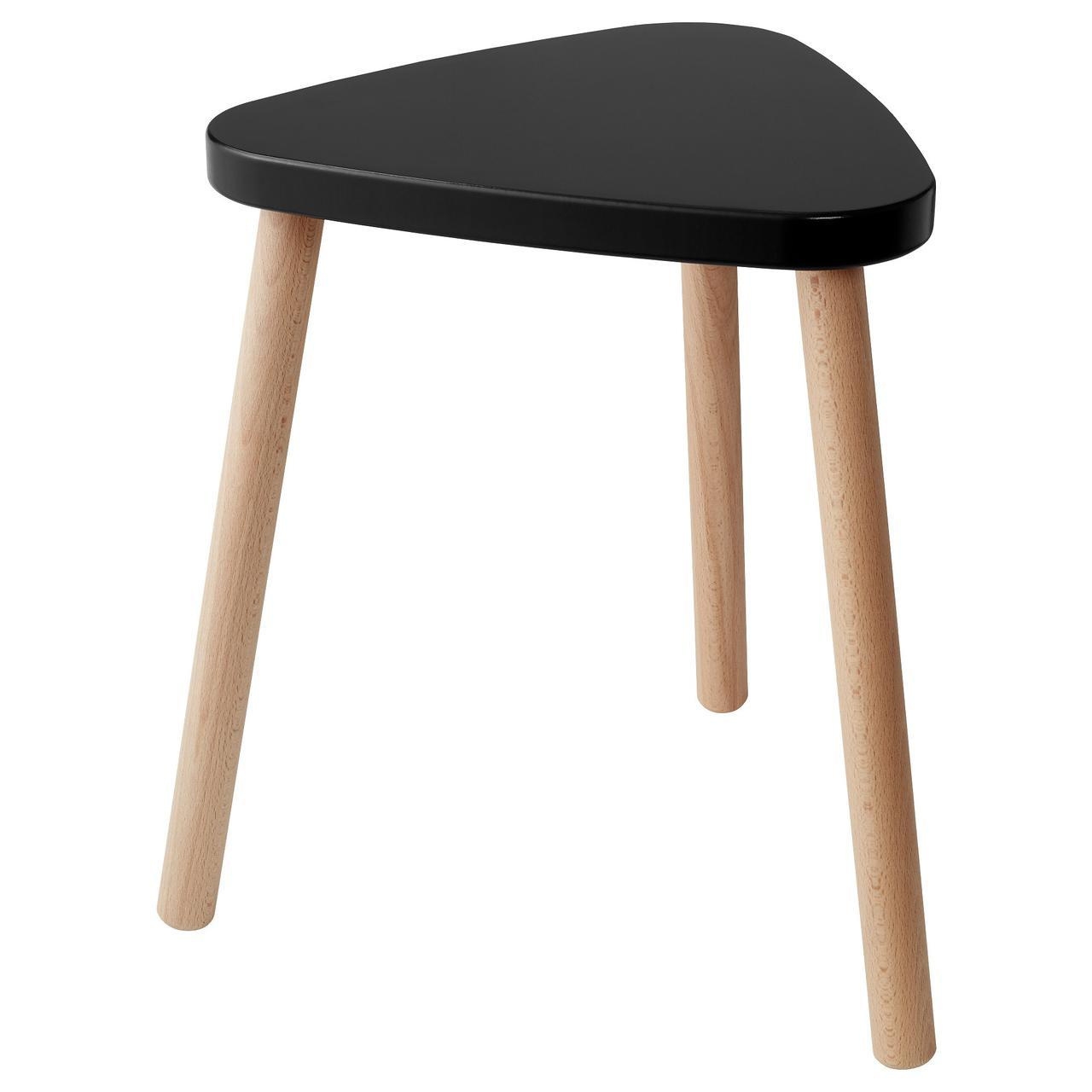 IKEA ASFRED (903.390.73) Стул черный