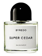 Оригинал Byredo Super Cedar 50ml edp Нишевая Парфюмерия Байредо Супер Кедр