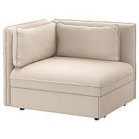 IKEA VALLENTUNA (791.436.47) Кресло с кроватью и спинкой