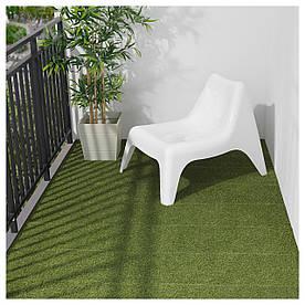 IKEA RUNNEN (503.131.31) Підлогова дошка, сад, штучна трава