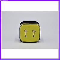 Вакуумные наушники XIAOMI M5 Piston с микрофоном