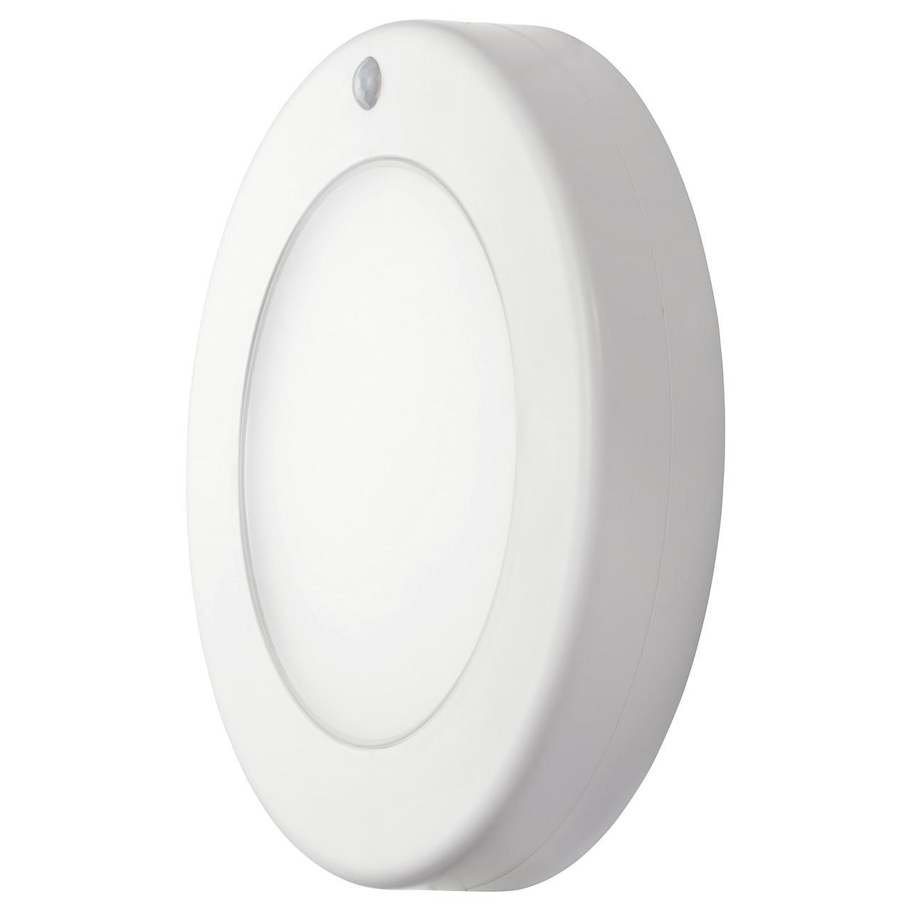 IKEA STOTTA (602.771.37) Светодиодная лампа на потолке/на стене, белый