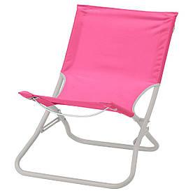 IKEA HAMO (103.895.09) Пляжний стілець, рожевий