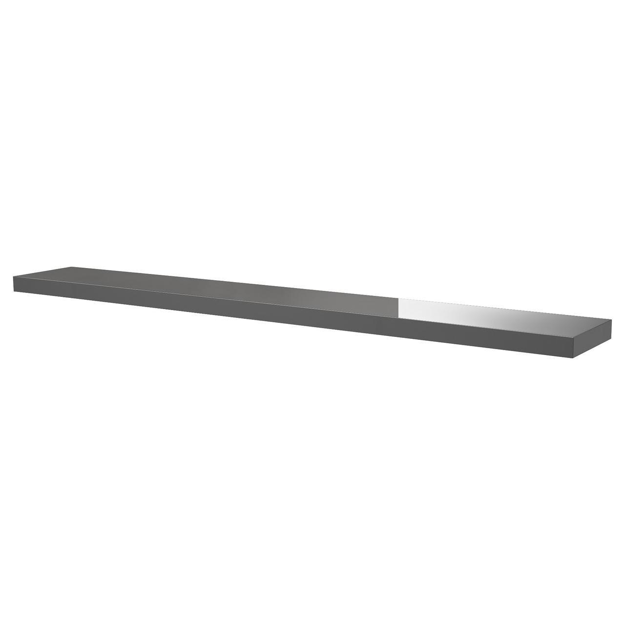 IKEA LACK (403.835.20) Настенная полка, белая
