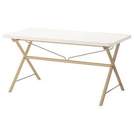IKEA RYDEBACK (691.671.77) Стіл, білий, біла біла