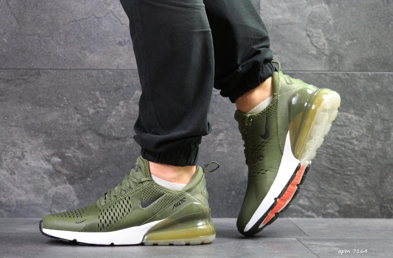 9c735b5405dd44 Чоловічі кросівки Nike Air Max 270 темно зелені : продажа, цена в ...
