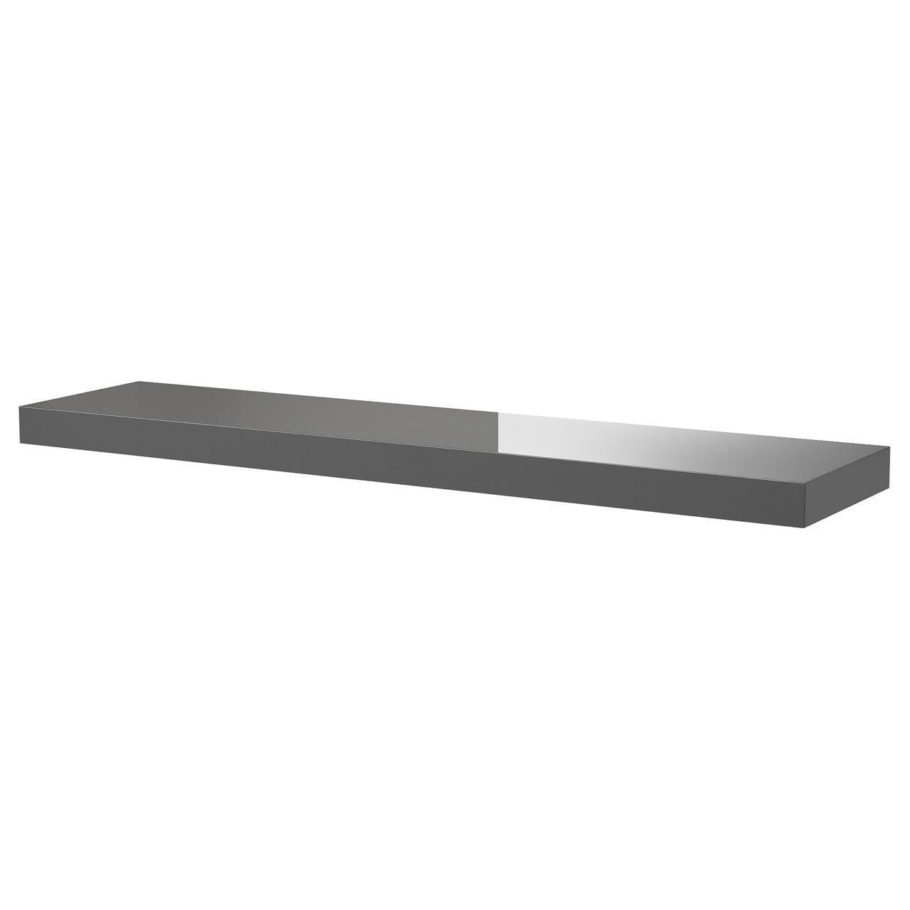 IKEA LACK (803.835.18) Настенная полка, белая