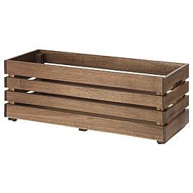 IKEA STJÄRNANIS (304.221.93) Квіткова коробка, зовнішня, акація